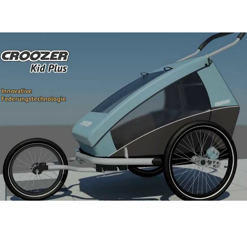 croozer kid plus 1